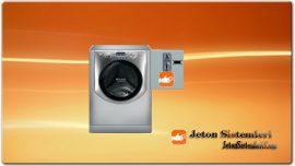 Jetonlu Çamaşır Makineleri