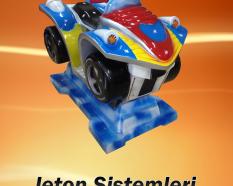 ATV Motor Kiddie Rides