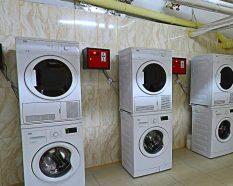 Bozuk Parayla Çalışan Çamaşır Makinesi